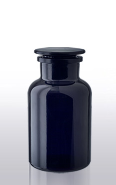 Apothecary Glass Stopper Jar - 250ml