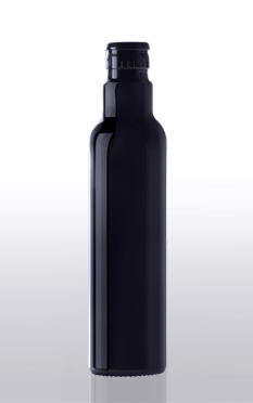 Oil Bottle - Round - 250ml