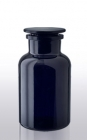 Apothecary Glass Stopper Jar - 500ml